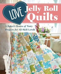 Love Jelly Roll Quilts