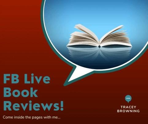 Facebook LIVE book reviews