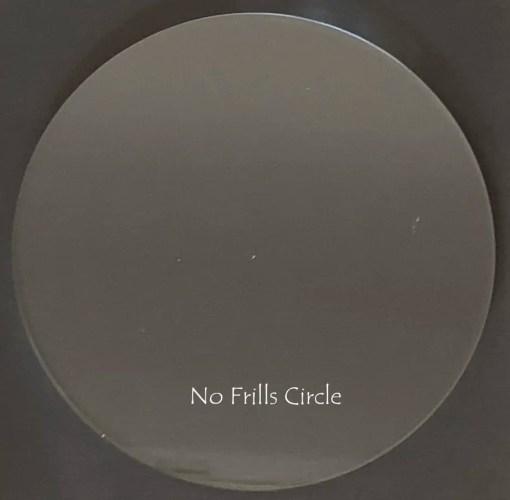 No Frills circle