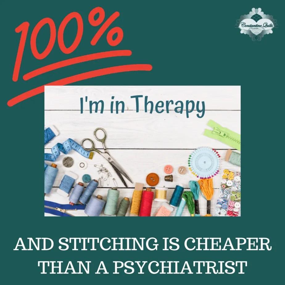 Stitching Therapy