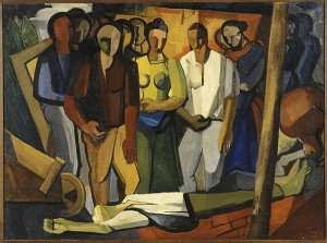 Edouard Pignon-ouvrier-mort-1936