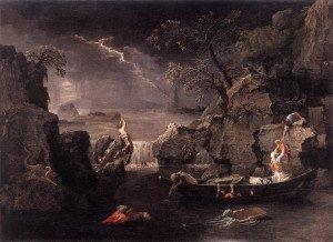 Poussin-les-quatre-saisons, l-hiver-1660-64