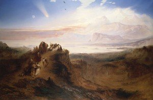 eve-of-the-deluge, John Martin