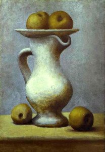 Picasso nature morte 1919