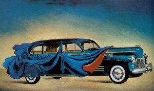 Cadillac salvador dali