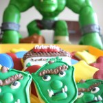 Fisher Price Ogre Cookies