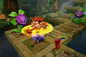 Crash Bandicoot Spin