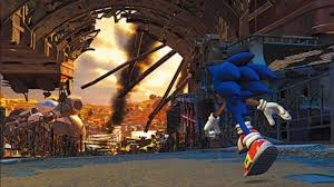 Sonic Forces Modern Sonic screen shot 2