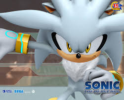sonic 2006 silver