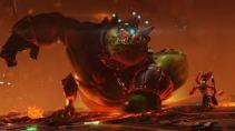 ratchet and clank ps4 snagglebeast boss