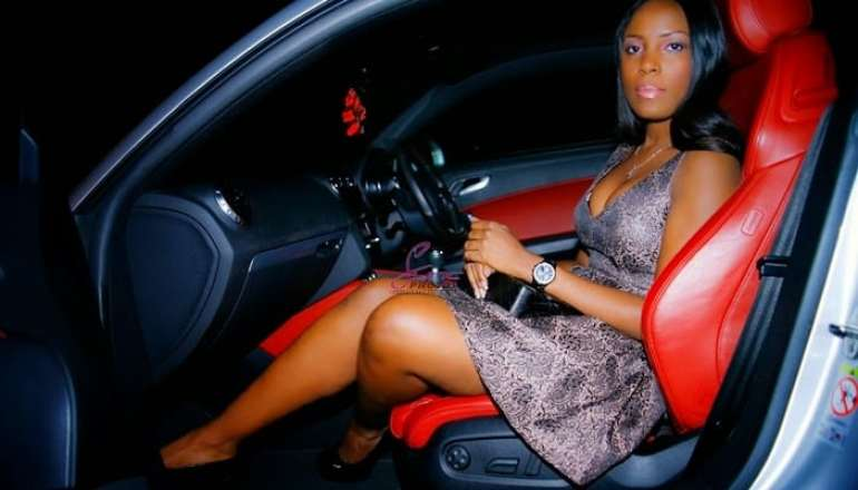LINDA IKEJI INSISTS - I CAN'T MARRY A POOR GUY