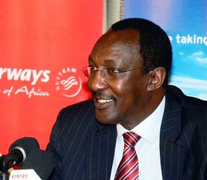 Dr. Titus Naikuni, photo credits: www.hoteland resturant.co.za