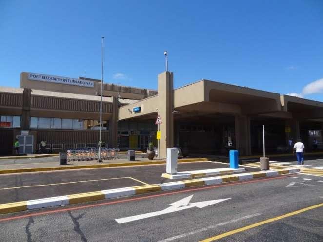 11. Port Elizabeth International Airport (South Africa)