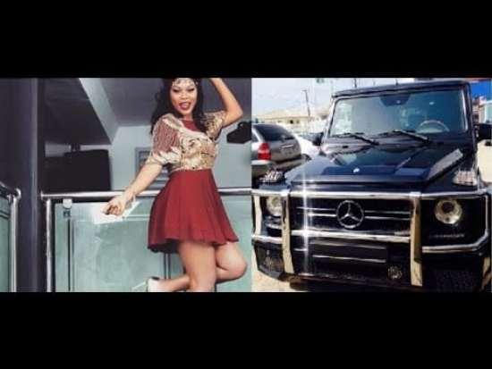 Daniella Okeke G-Wagon Benz