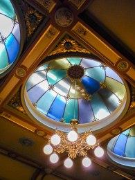 In the ballroom - Windsor Hotel
