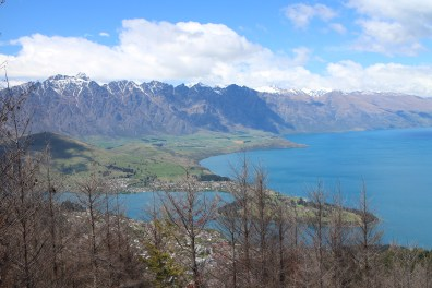 The Remarkables and Lake Wakatipu