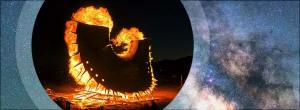 Quentin Davis' Zark! burns