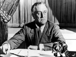 Image result for 1940 – Franklin D. Roosevelt is the first and only President of the United States to be elected to a third term.