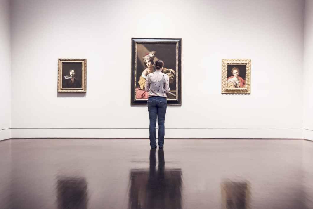 art exhibition constraction