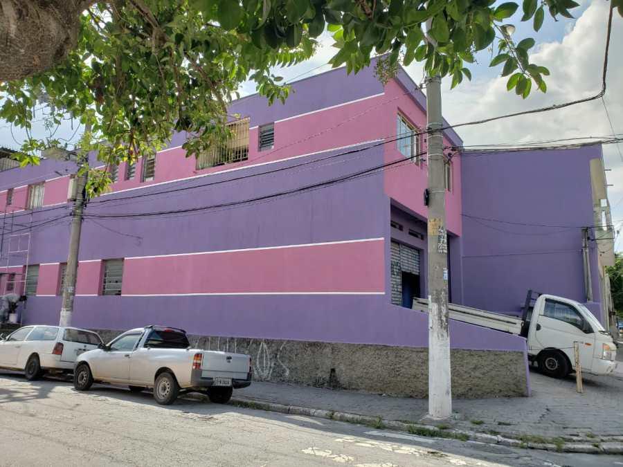 Grafiato em Sobrado