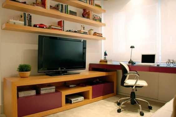 decoracao-de-home-office-na-sala-de-tv