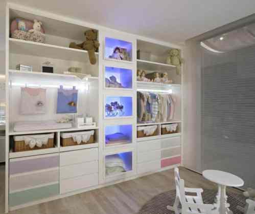 01 armario infantil colorido sob medida