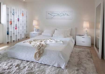Como usar tapetes no quarto