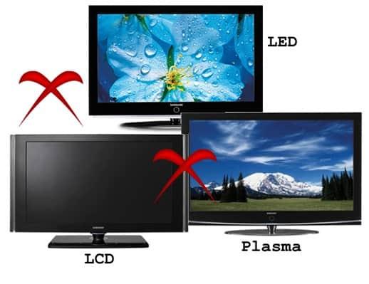 Tipo de tv ideal para cada local
