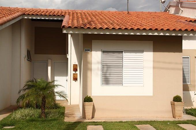 17 ideias de fachada para casas pequenas veja fotos - Reformas casas pequenas ...
