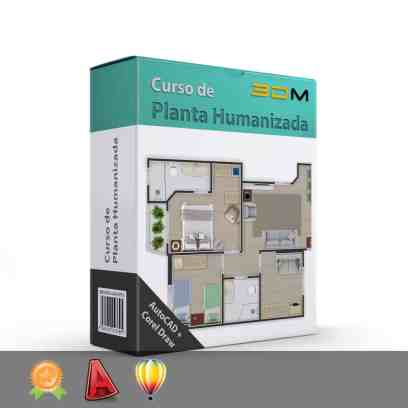 curso de plantas humanizadas de casas