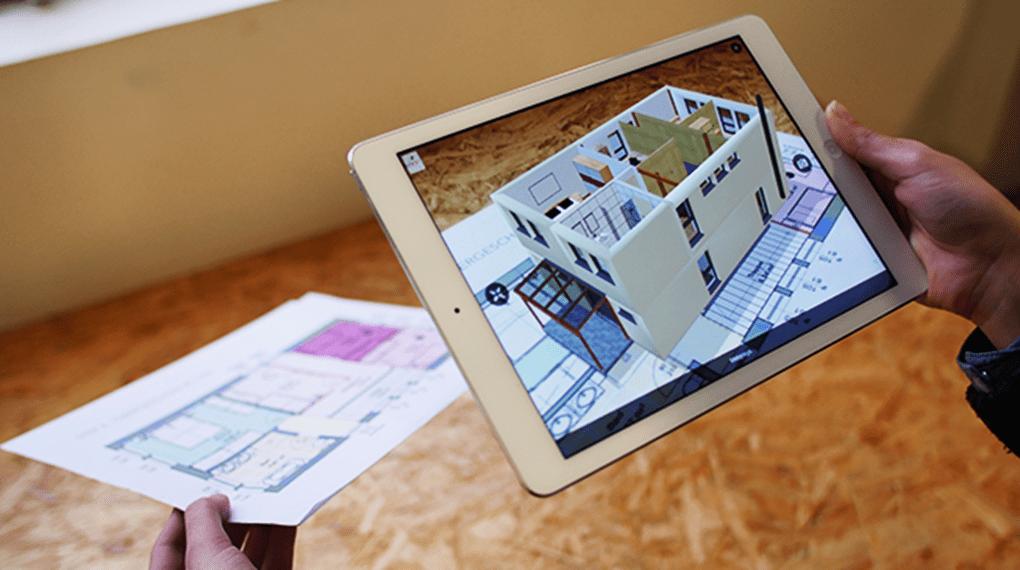 tendências na construção civil - realidade aumentada