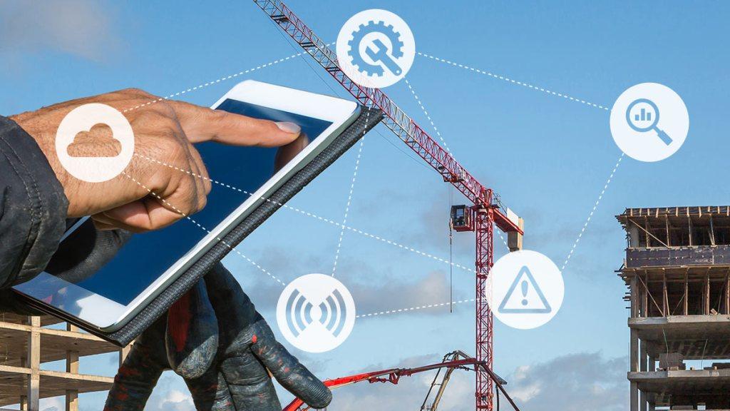 tendências na construção civil - internet of things