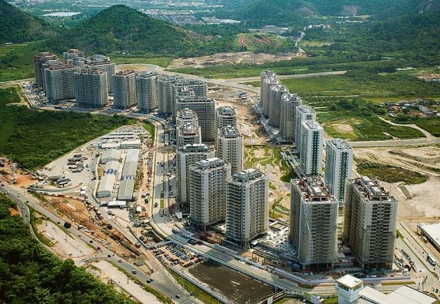 Vila dos Atletas - Olimpíadas 2016
