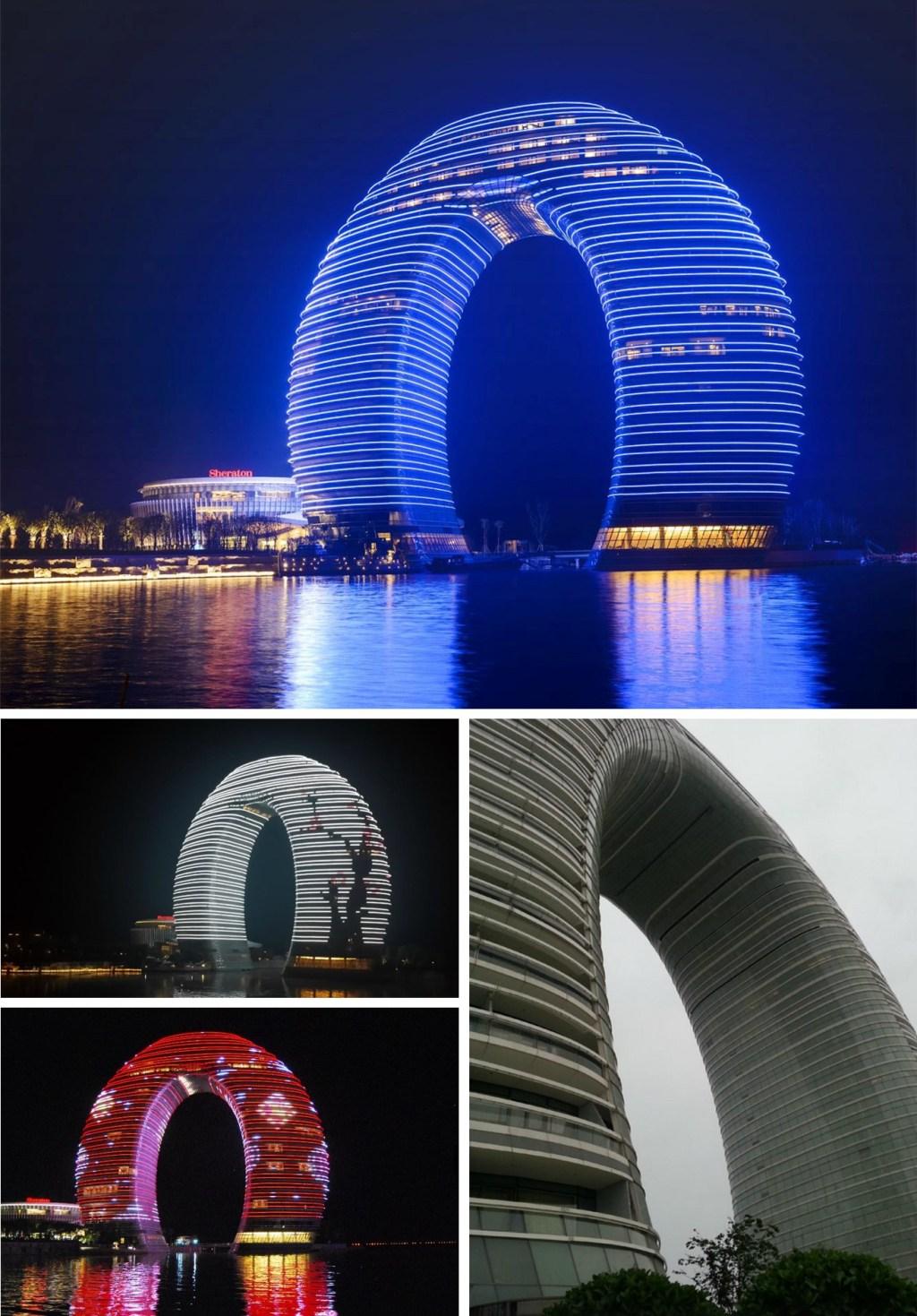 Resort de aguas Termais Sheraton Huzhou