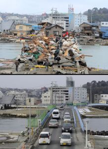 Ishinomaki, 2012