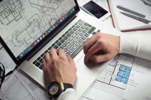 Como a tecnologia aumenta a produtividade nas empresas de construção?