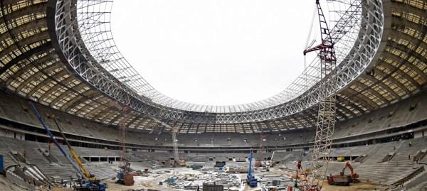 Copa do Mundo 2018: veja como andam os preparativos da Rússia para receber os jogos