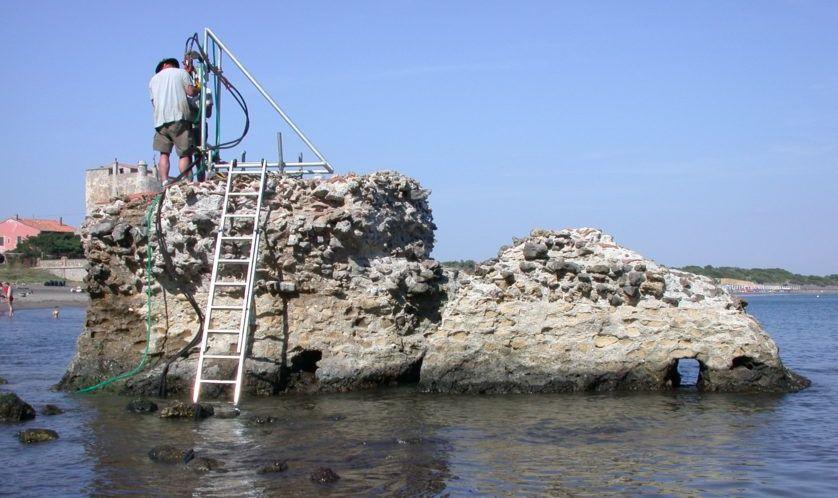 novidades na construção civil: concreto romano