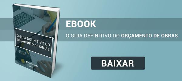 eBook: O Guia Definitivo do Orçamento de Obras