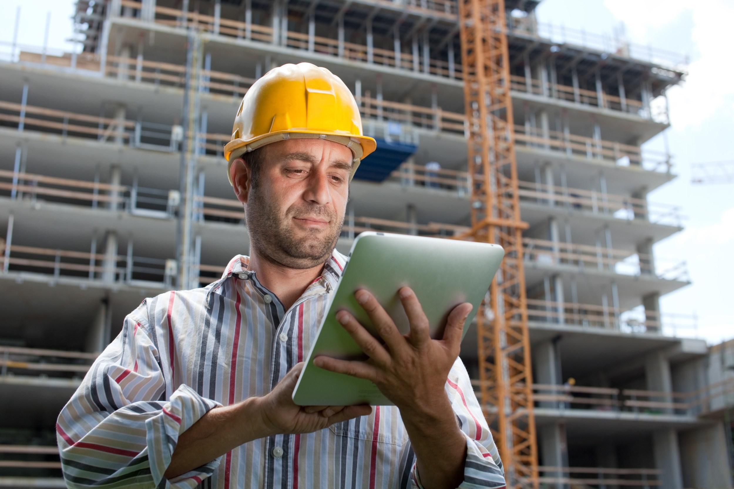 tecnologia na construção civil
