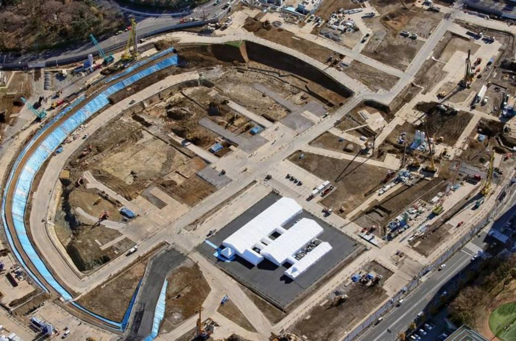 construção civil no japão