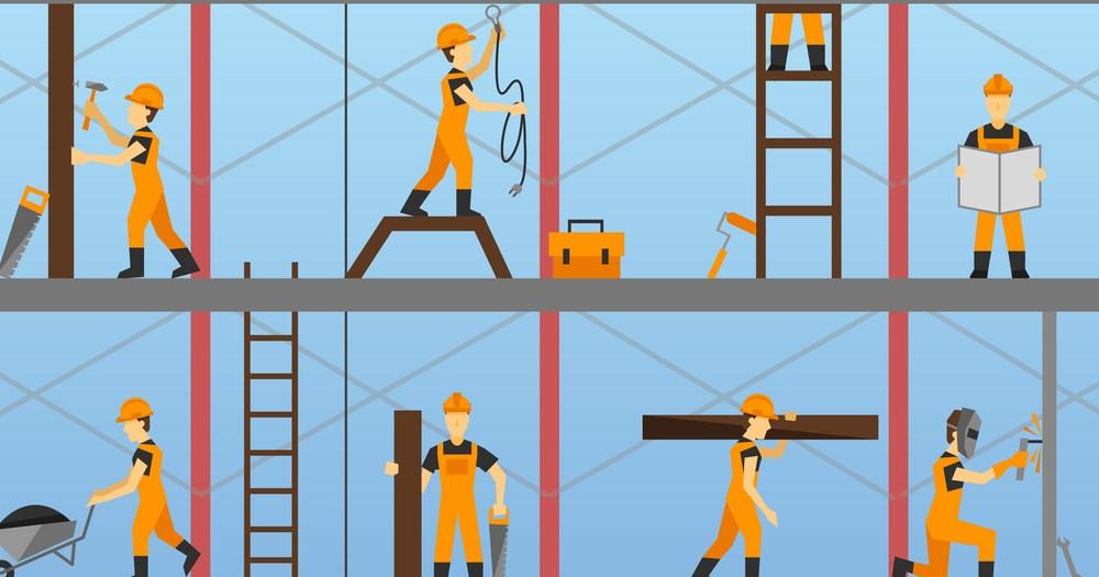 normas regulamentadoras na construção civil