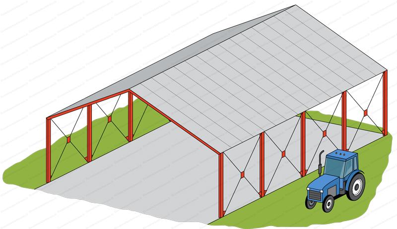 Prix D Un Hangar Metallique Et De Son Installation