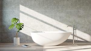 prix et pose d une baignoire ilot prix moyen tarif de pose