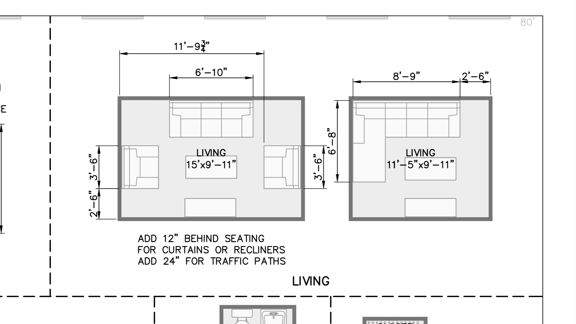 Custom Floor Plans - Construction-Drawing.com