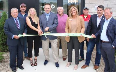 Chester Inc.'s Newest Building for Northwest Indiana Eye and Laser Center Hosts Ribbon-Cutting Ceremony