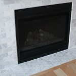 Carrara Marble Fireplace Example Construction2style