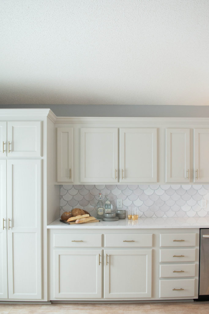 How To Tile A Moroccan Fish Scale Backsplash