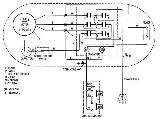 TM 5 3895 368 14P_39_2 crane pendant wiring diagram overhead crane pendant wiring diagram Wiring Harness Diagram at virtualis.co