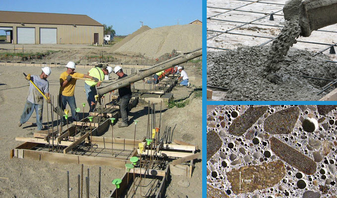 Benefits and drawbacks of air entrained concrete